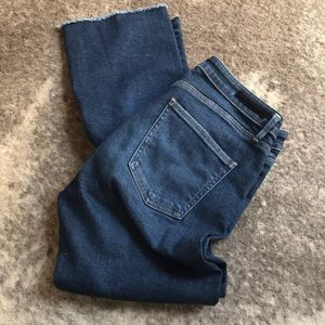 Silver Jeans Cropped Jeans
